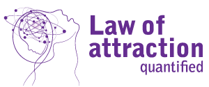 LAW OF ATTRACTION quantified